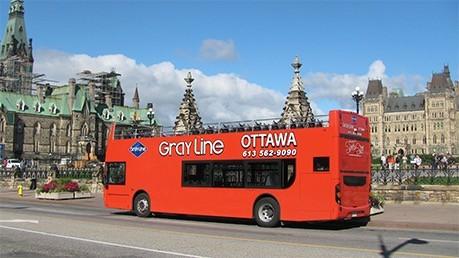 Bus Tour of Ottawa