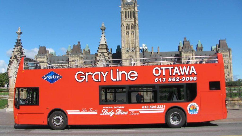 Ottawa Double Decker Tour