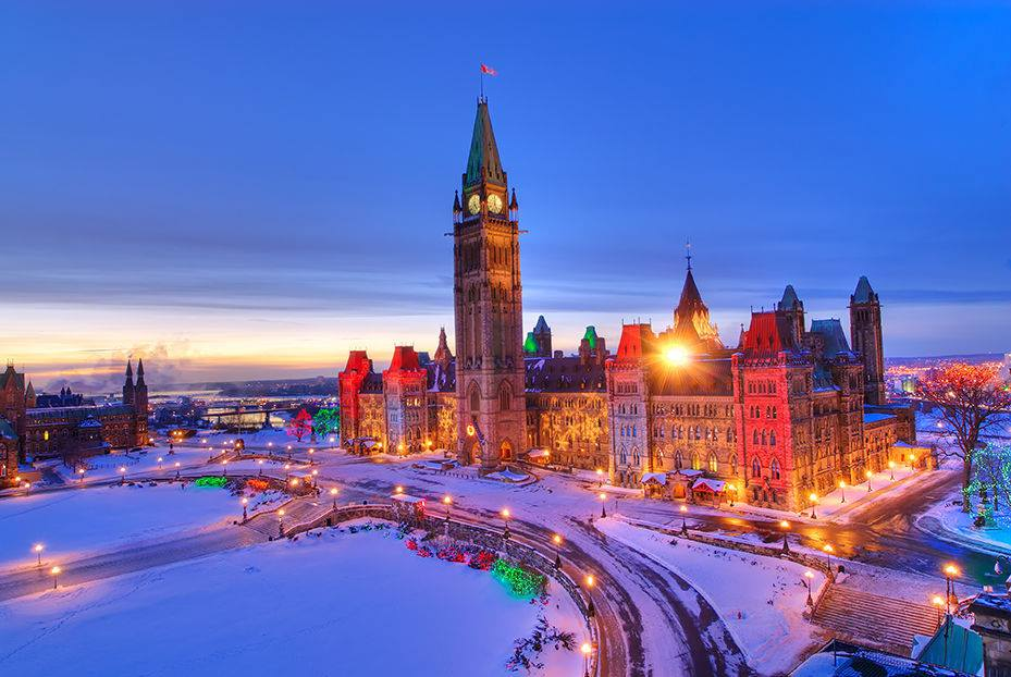 Parliament Winter Tour